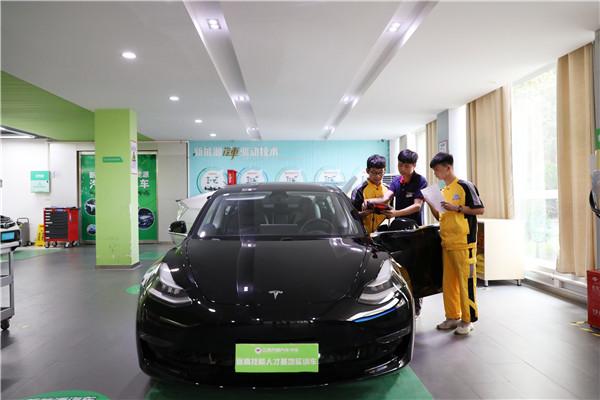 2021学新能源汽车技术,这里必选必看!