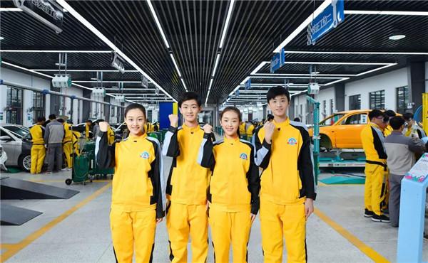 """助力制造业转型升级,培养优质""""大国工匠"""""""