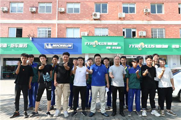 回访杭州驰加就业学子,万通学子备受好评!