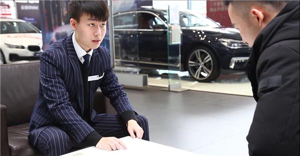 张涛:从高中生到月入过万的销售顾问,我做到了