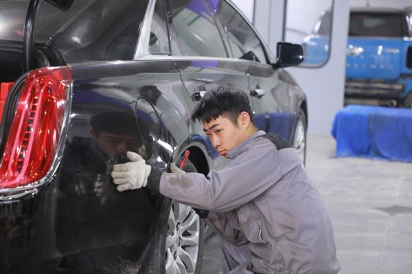 钟明涛:拥有一技之长,人生更有底气!