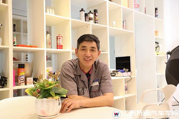 【youxiu班主任】刘峰:严肃与幽默 尽心为学子成才